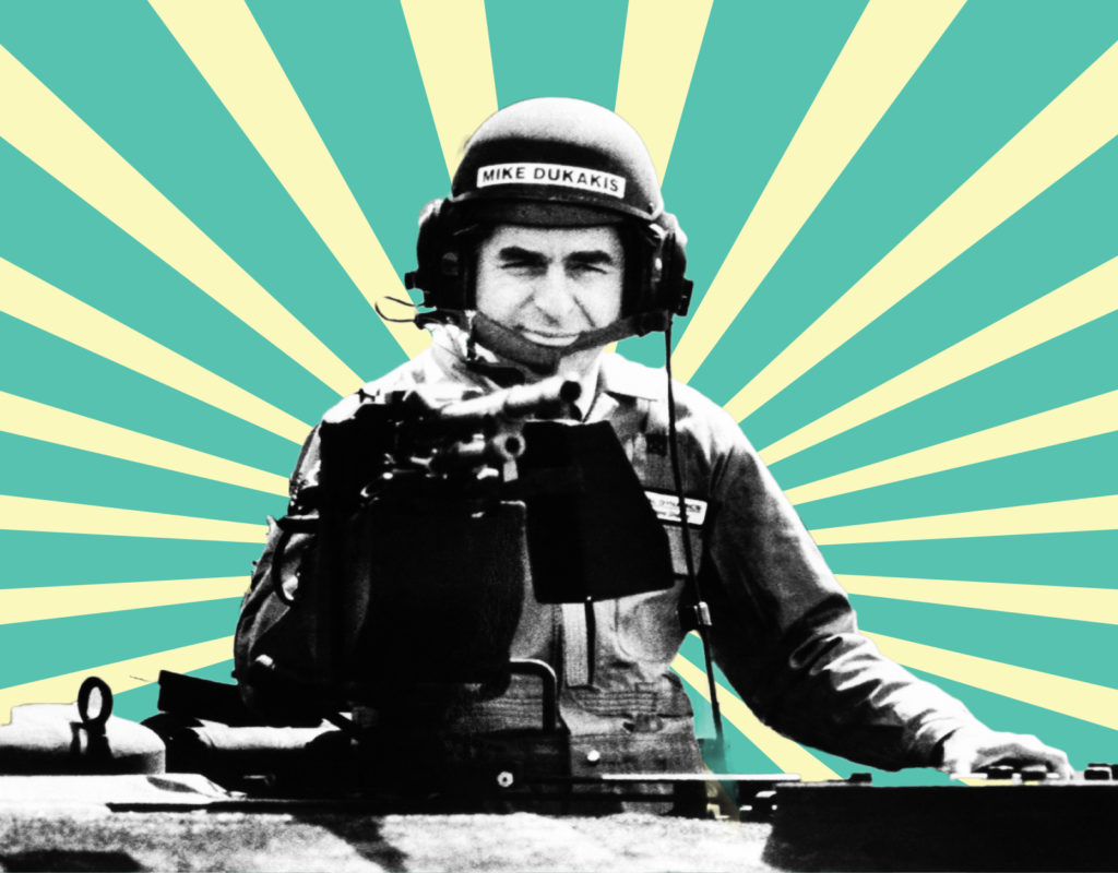 Mike-Dukakis (Source: The Bulwark, GettyImages / Shutterstock)