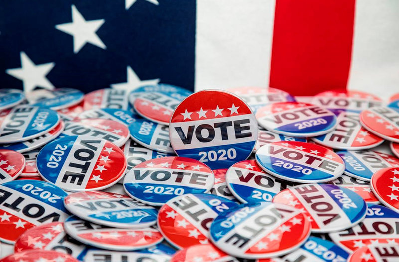 American's weigh news about the House's pending vote on impeachment as they continue to assess Democratic presidential candidates. (Image: iStock.)